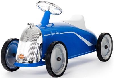 Sparkbil blå